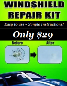 Windscreen repair ad1